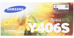 Samsung Y406S Yellow Toner Cartridge