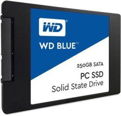 WD 250GB Blue Internal SSD