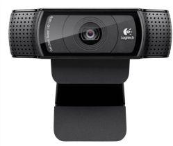 Logitech Webcam C920 720p HD Pro