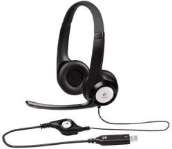 Logitech H390 ClearChat Comfort/USB Headset
