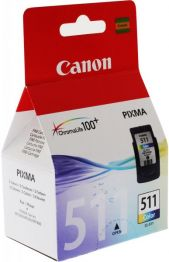 Canon 511 Color Cartridge