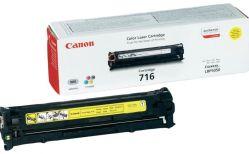 Canon 716 Yellow Laser Toner Cartridge