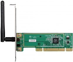 D-link DWA-525 Wireless N150 Pci Network Card