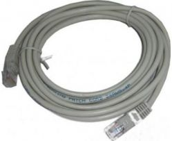 3 Meters Rj45 Cat6 Utp Ethernet Lan ADSL Patch Cable