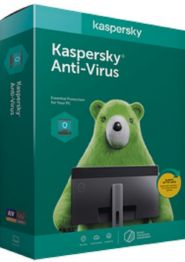 Kaspersky Anti-Virus 2020 - 1+1 Device / 1 Year License