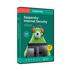 Kaspersky Internet Security 2020 - 1+1 Devices / 1 Year License