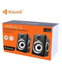 KISONLI T-005 Computer Mini Speaker