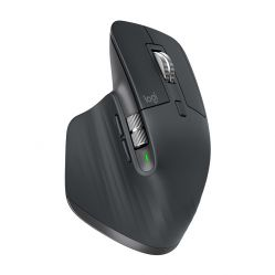 Logitech MX Master 3 Advanced Wireless Mouse - Black