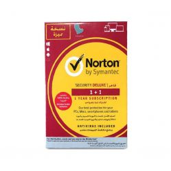 Norton Security Deluxe 1+1