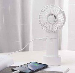 Hoco F11 Portable Fan And Power Bank 4000mAh