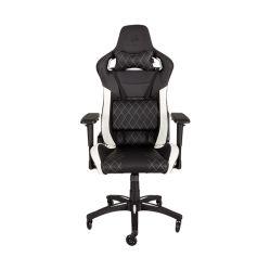 Corsair T1 Race Gaming Chair – Black/White