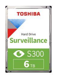Toshiba 6TB S300 Surveillance Hard Drive