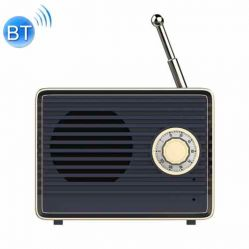 Usams US-YX003 Retro Radio Design Mini Bluetooth Speaker