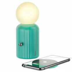 Hoco H8 Night Lamp With Wireless Charger