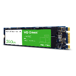 WD Green 240GB M.2 2280 Internal SSD