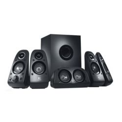 Logitech z506 5.1 Surround Sound Speakers System with 3D Stereo