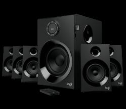 Logitech Z607 5.1 Surround Sound Speakers with Bluetooth