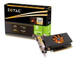 ZOTAC GeForce GT 730 Zone Edition 4GB 64BIT DDR3 Graphics Card